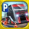 Top Jet Trucker Parking Simulator a Real Sports Super Truck Drag Race Car Park Racing Games