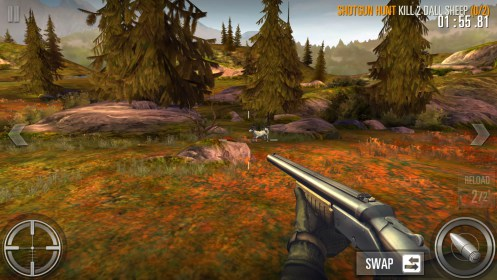 DEER HUNTER 2017 for Samsung Galaxy Pocket Neo