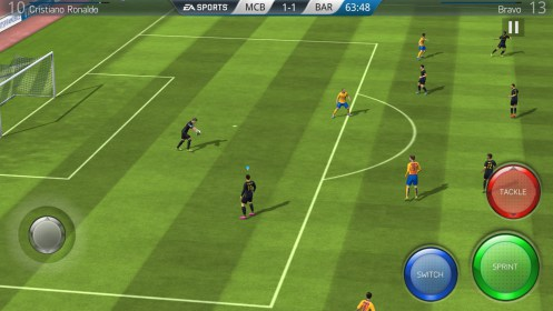 FIFA 16 Soccer for Samsung GT-S5300 Galaxy Pocket