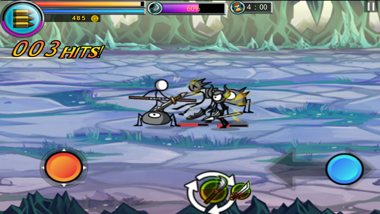 Download Cartoon Wars: Blade latest 1.1.0 Android APK