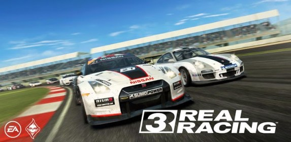 Real Racing 3 for Samsung Galaxy Pop