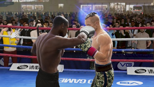 Real Boxing 2 ROCKY for Sony Xperia U
