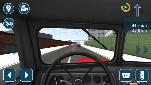 TruckSimulation 16 for HP Slate 8 Pro Business