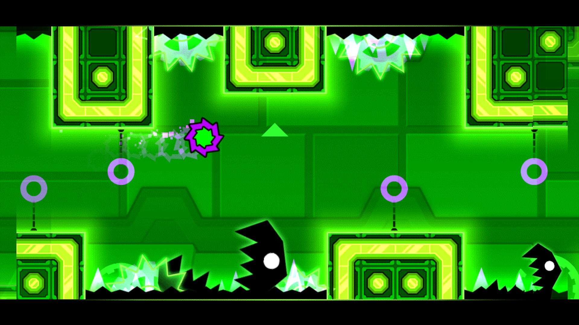 Fun geometry dash