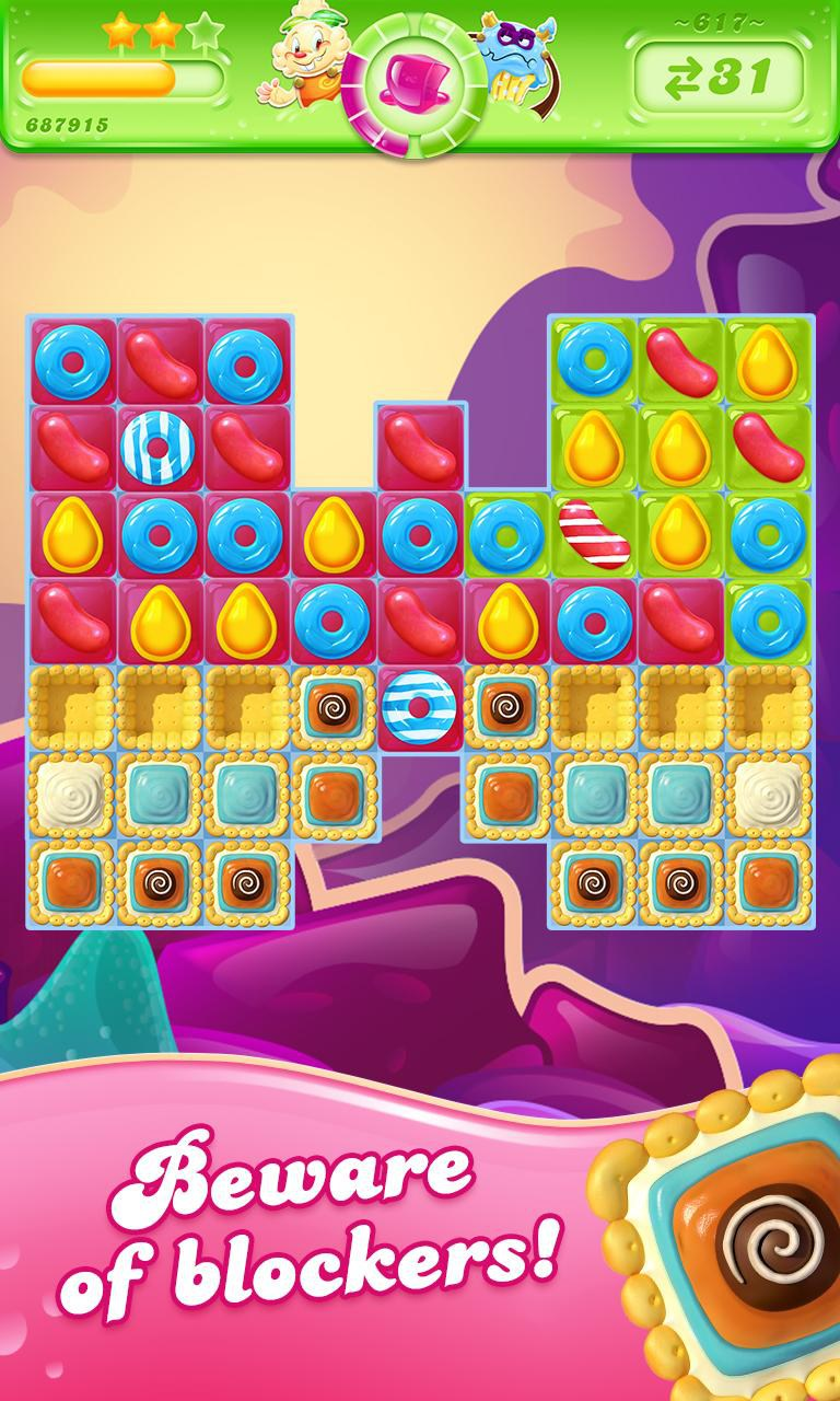 candy crush jelly saga spiele f r android 2018. Black Bedroom Furniture Sets. Home Design Ideas