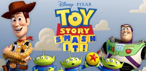 Toy Story: Smash It! pour HTC One SV