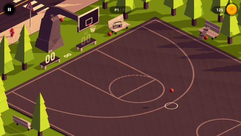 HOOP - Basketball for Sony Xperia E Dual