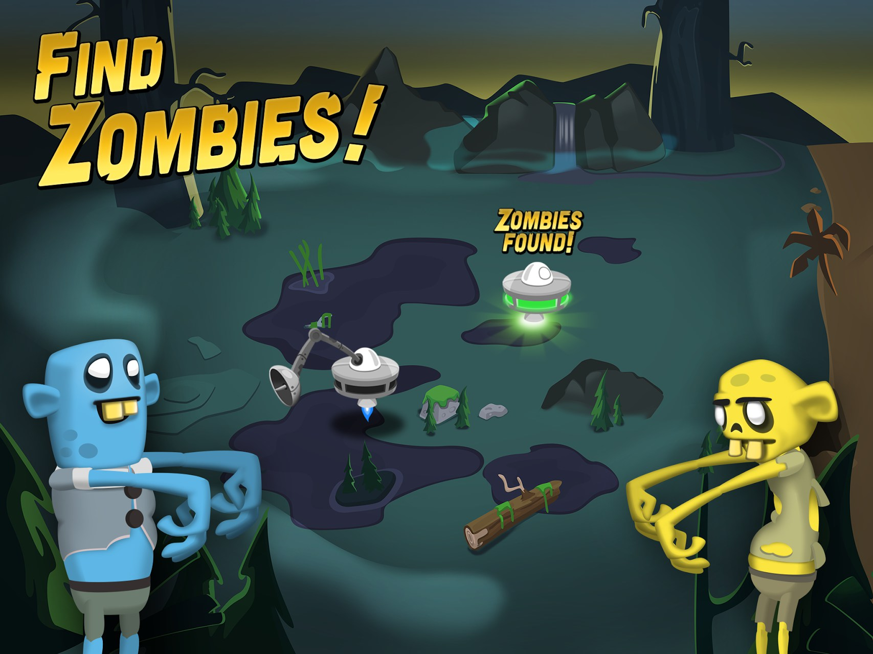 Zombie Catchers – Games for Android 2018 – Free download ...