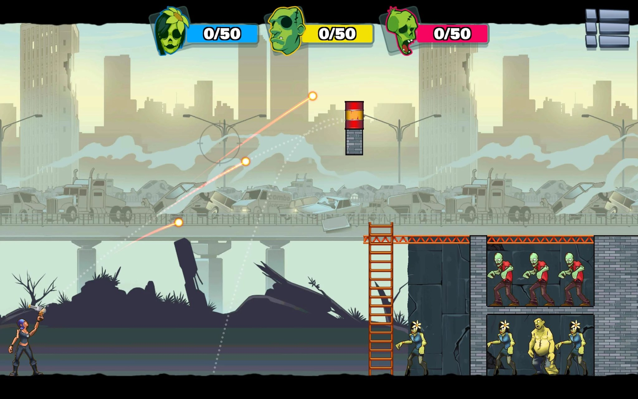 download stupid zombies 2 for android