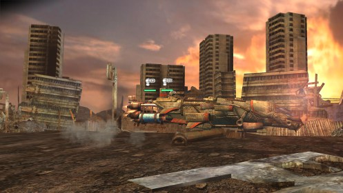 Sandstorm: Pirate Wars for HTC Hero