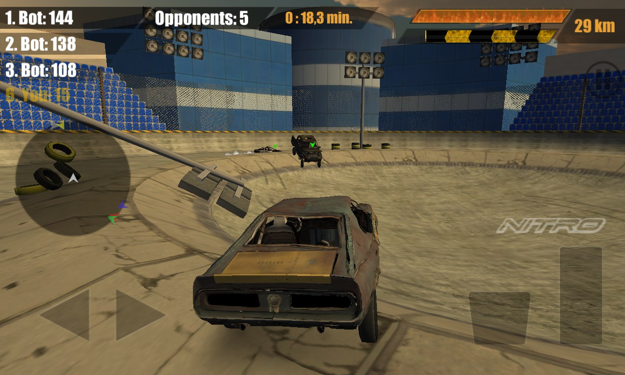 Game Where You Kill Cars And Build Your Own