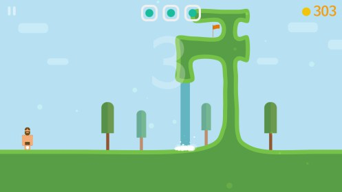 Lonely One : Hole-in-one for HTC Sensation