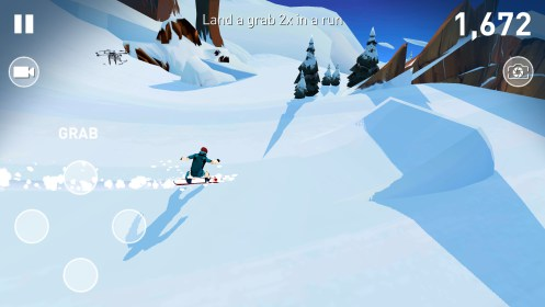 Snowboarding The Fourth Phase for Motorola XT320 Defy Mini