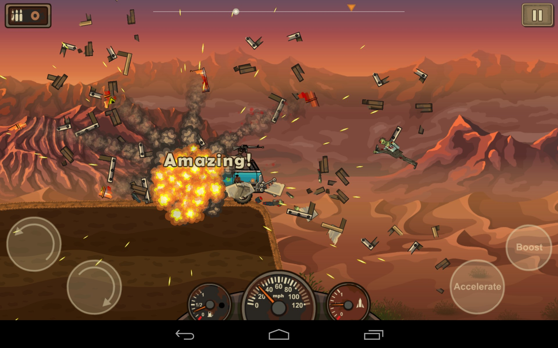 earn to die game free download for android
