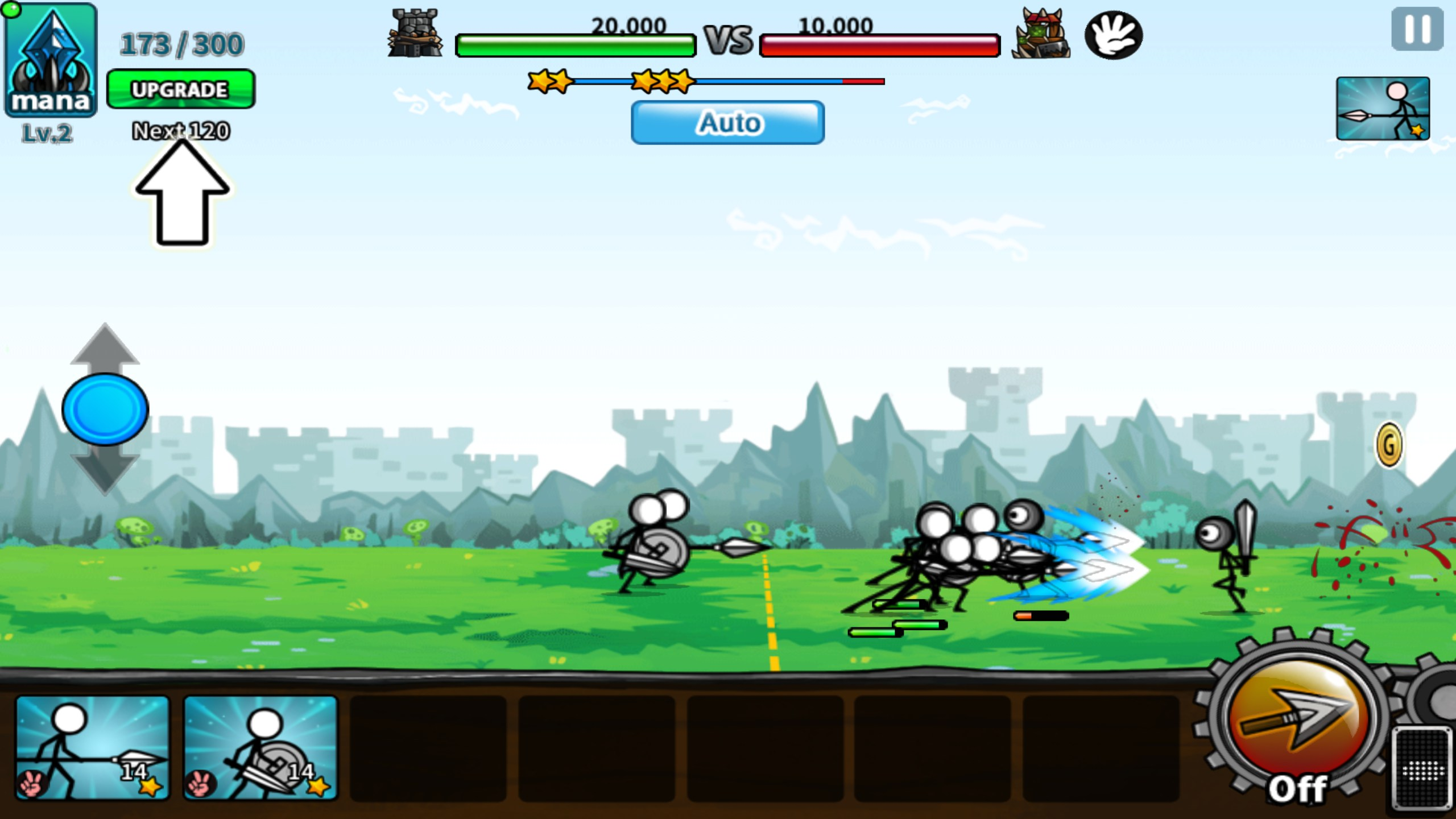 Cartoon Wars 2 1.1.2 para Android - Descargar