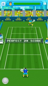 One Tap Tennis for Motorola DROID RAZR MAXX HD