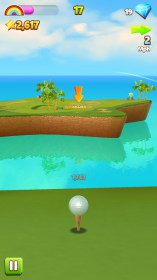 Golf Island for Acer Iconia Tab A100