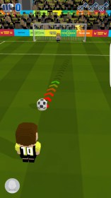 Blocky Soccer for Amazon Kindle Fire HD