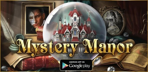 Mystery Manor for Amazon Kindle Fire