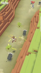 Rodeo Stampede: Sky Zoo Safari for Samsung Galaxy S