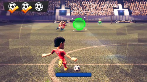 Boom Boom Soccer for HTC Desire X