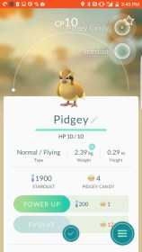 Pokémon GO for Fly IQ236 Victory