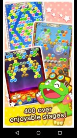 LINE Puzzle Bobble for Fly Flylife Connect 7.85