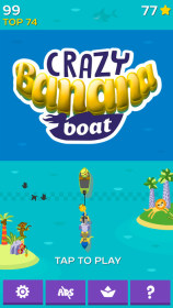 Crazy Banana Boat