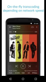 Style Jukebox - Cloud Player for HTC Sensation XE