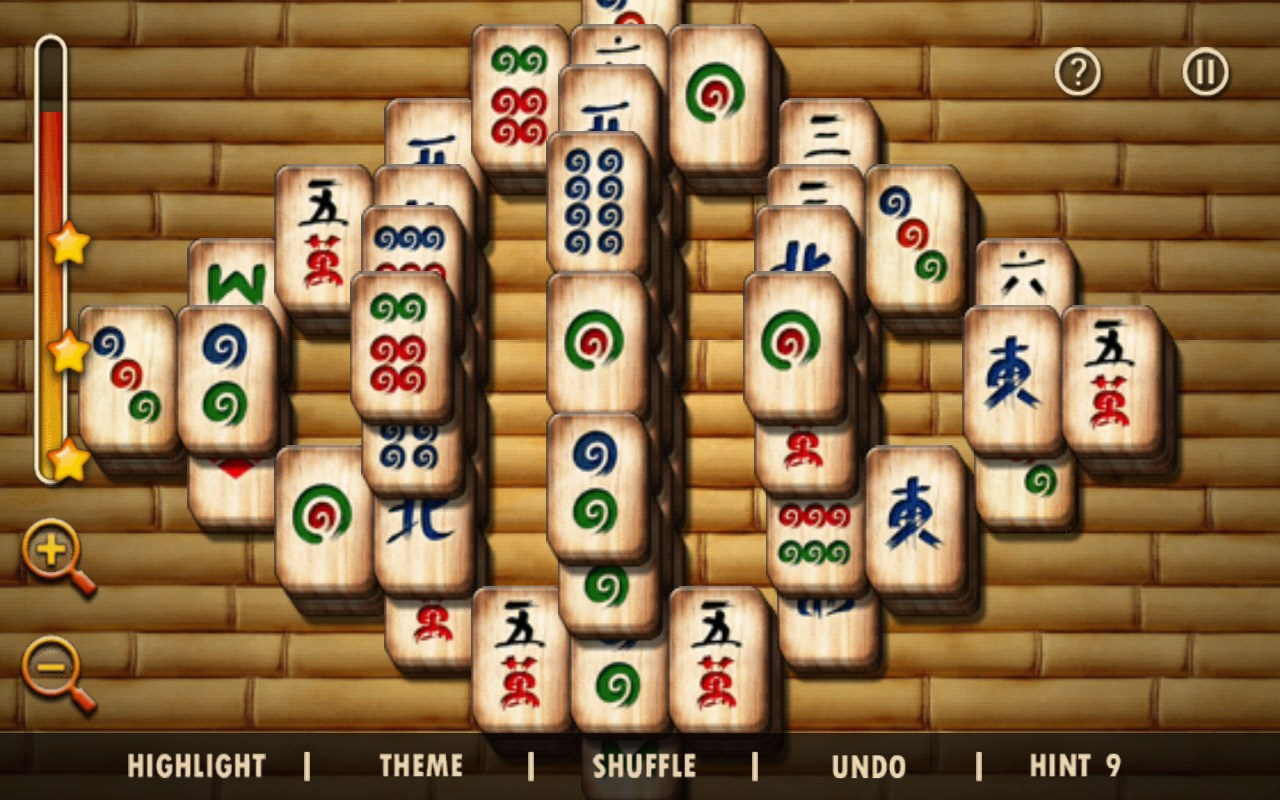 Free Games Solitaire Mahjong