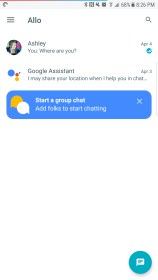 Google Allo for Samsung GT-S5360 Galaxy Y
