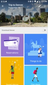 Google Trips - Travel Planner for Sony Xperia Z
