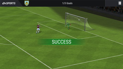 FIFA Mobile Soccer for Archos 32 Internet tablet