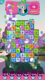My Little Pony: Puzzle Party for Samsung GT-S5360 Galaxy Y