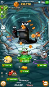 Best Fiends Forever for LG Optimus 2X