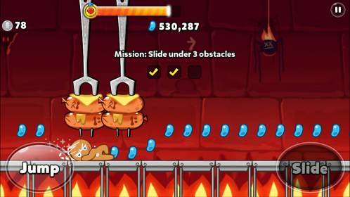 Cookie Run: OvenBreak for Samsung GT-S5300 Galaxy Pocket
