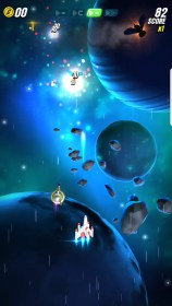 Galaga Wars for LG isai FL