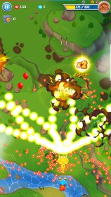 Bloons Supermonkey 2 for Samsung GT-S5830 Galaxy Ace