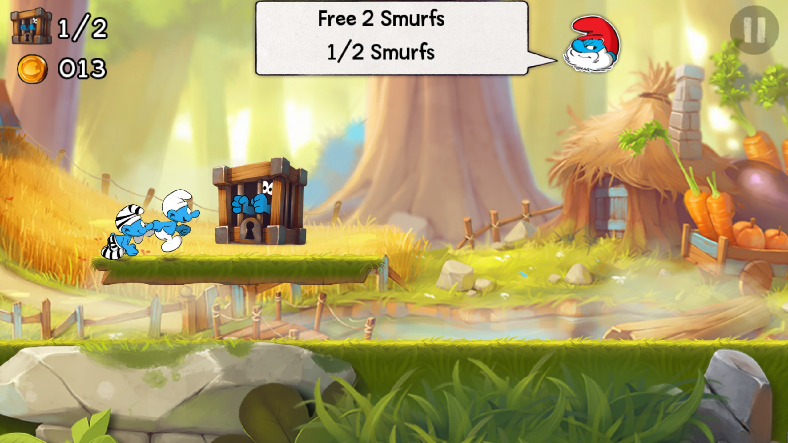 Smurfs Epic Run - Games for Android 2018 - Free download ...
