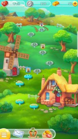 Farm Heroes Super Saga Match 3 for Samsung GT-S5360 Galaxy Y