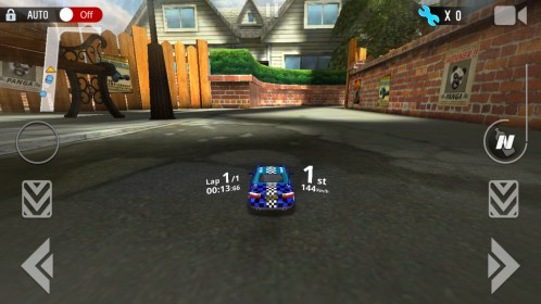 RE-VOLT 3 : Best RC 3D Racing for Samsung GT-S5830 Galaxy Ace