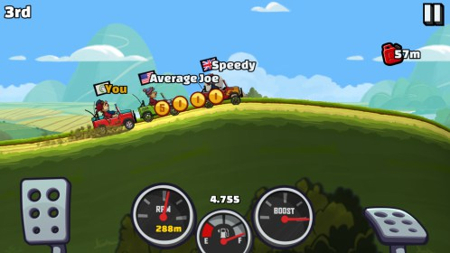 Hill Climb Racing 2 for Fly IQ238 Jazz