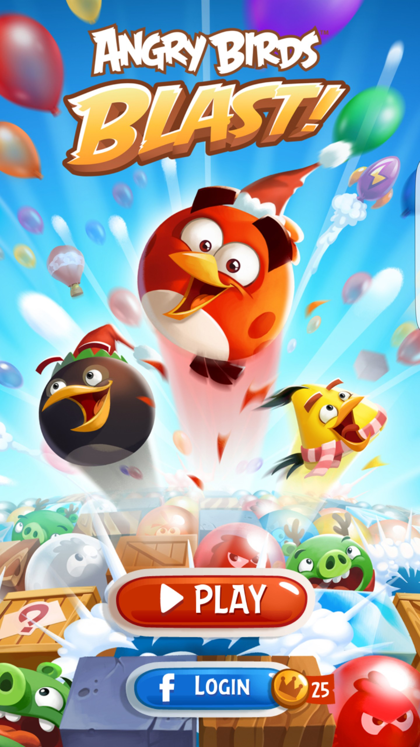 Angry Birds Blast – Games for Android 2018 – Free download ...