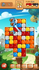 Angry Birds Blast for Samsung GT-S5830 Galaxy Ace