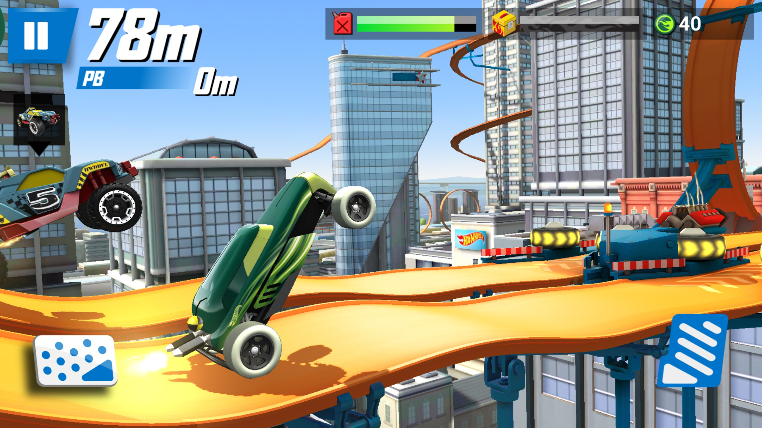 Hot Wheels Spiel