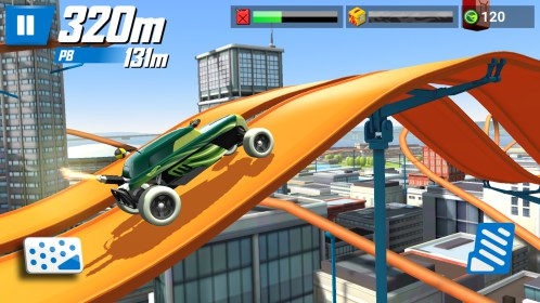 Hot Wheels: Race Off for China HTC HD7+ (Pro)