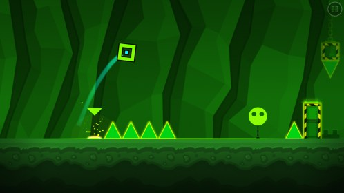 Geometry Dash World for Samsung GT-S5360 Galaxy Y
