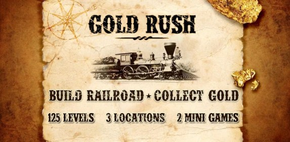 Train of Gold Rush für Samsung GT-I9000 Galaxy S