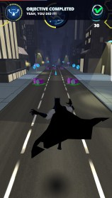 Justice League Action Run for Motorola Milestone XT720