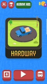 Hardway - Endless Road Builder for Alcatel One Touch T Pop